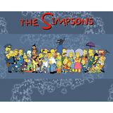 Coleção Box Dvd Simpsons Todas Temporadas Completo Dublado