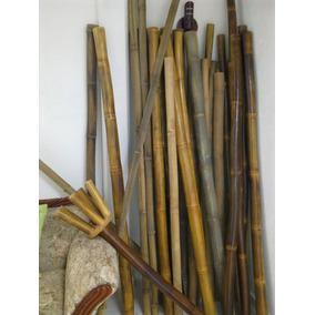 Paquete Bambú. 9 Pz.