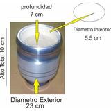 Mates De Madera Forrado Con Aluminio X 30 Unidades