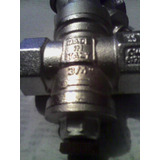 Valvula De 3/4 :reguladora Presion D Agua