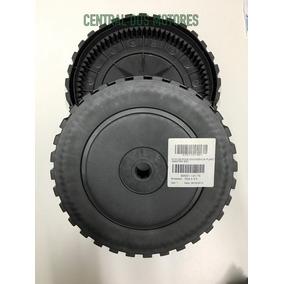 Roda Engrenada Plástica P/ Cortador Grama Manual 2001 (2-pç)