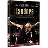 Dvd Isadora - Vanessa Redgrave - Original (lacrado) Ma