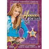 Dvd Serie Temporada 1 Y 4 / Original Nuevo Hannah Montana
