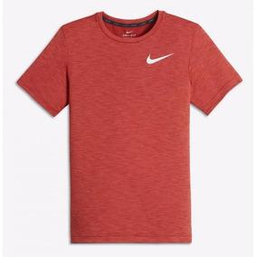 5cd10176ec Camisa Nike Infantil Juvenil Dry Top Masculina Original