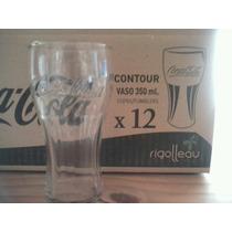12 Vasos De Coca Cola 2016 En Caja Original. Envío Gratis