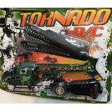10 Helicopteros Tornado Con Lanzador Al Por Mayor