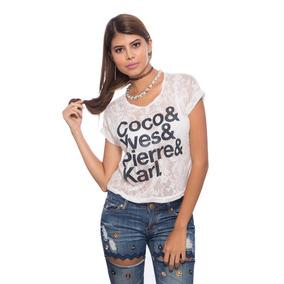 Franela Edición Especial Coco&yves Saints Clothes