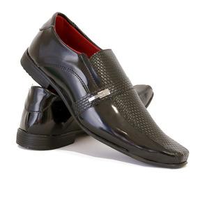 Sapato Jacaré Couro Ecológico