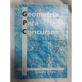 Livro Geometria Para Concursos Claudio Freire