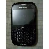 Blackberry Curve 8520 Carcasa Original Ojo Falta Pila