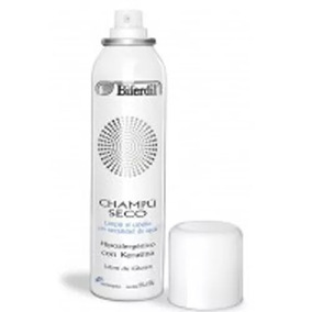Biferdil Shampoo Seco En Aerosol Con Keratina X 170ml