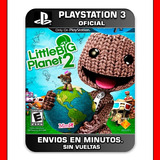 Littlebigplanet 2 Ps3 :: Digital :: Entrega Al Momento