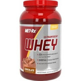 100% Whey Protein Met Rx