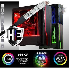 Fita Led Rgb Pc Gamer Gabinete Computador 2m Sync Mb Top