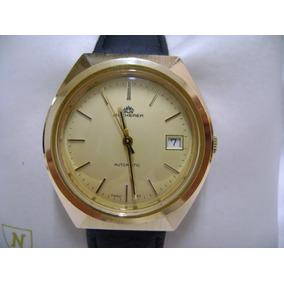 Reloj Bucherer Automático Vintage Seminuevo