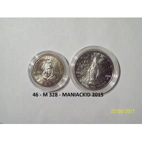 Estados Unidos Colección 2 Monedas Conmemorativas Con E