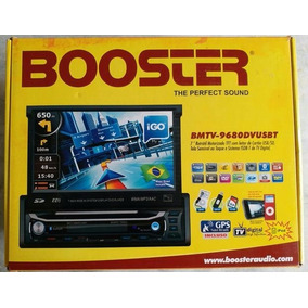 Autostereo Booster Retractil 7 9680 Gps