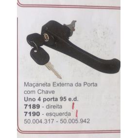 Macaneta Porta Externa Fiat Uno 4 Pts Fiorino 95/ Dir 7189