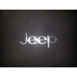 Logo Emblema Logotipo Jeep Original Bueno Bonito Barato