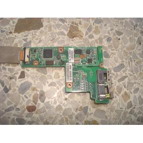 Puertos Y Tarjeta De Red Para Laptop Lenovo Sl400,sl500