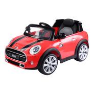 Carrito Mini Cooper Hatch Bateria Motor 12v Control Remoto