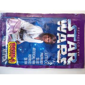 Embalagem Ki Suco Star Wars Lacrado
