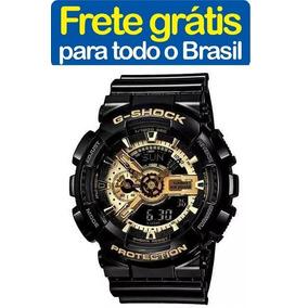 983e32a5656 Relogio Casio Wr F91 Dourado - Relógio Masculino no Mercado Livre Brasil