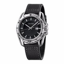 Reloj Calvin Klein Earth K5y31tb1 Ghiberti