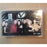Cassettes Ov7 Cd00 Y Rush En Concierto Cerrados