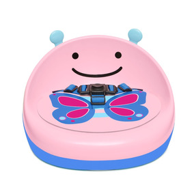 Booster Butaca Para Silla Skip Hop A Partir 1 Año Mariposa