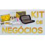 Kit De Negócios Hinode - Amostras + Catalogo + Flipchart
