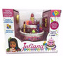 Torta Cumpleaños Musica Y Luz Juliana - Jugueteria Aplausos