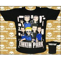 Camisetas - Bandas - Rock Bandalheira Linkin Park 156