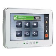 Teclado Touchscreen Color 7 Pulgadas Dsc Ptk5507