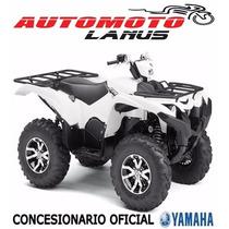 Yamaha Grizzly 350 4x4 0km 2017 Automoto Lanus