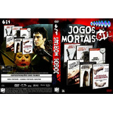Coleção Jogos Mortais 1ª Ao 7ª - Dvds