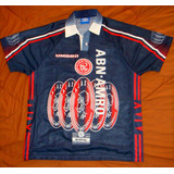 Camiseta Ajax Holanda Umbro Original ´97-´98 Alternativa