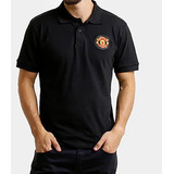Camisa Polo Manchester United Licenciada Meltex