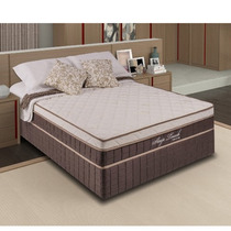 Cama Box Kappesberg Sleep Touch Casal 138x188x45 Cm Molas Po
