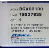 Bomba Gasolina Pila Universal Extrn Alta Presion 90l Acdelco