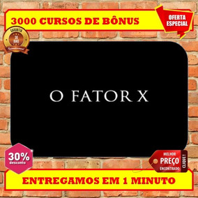 Fator X- Pedro Superti+ 3000 Bônus