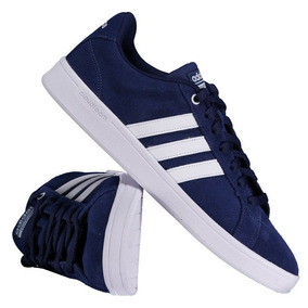 533b9b6880d Tenis Hardcore Foot - Tênis Adidas para Masculino Azul no Mercado ...