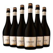 Espumante Cruzat Cuvée Extra Brut Caja X 6 X 750ml.
