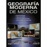 Geografía Moderna De México Jorge L. Tamayo