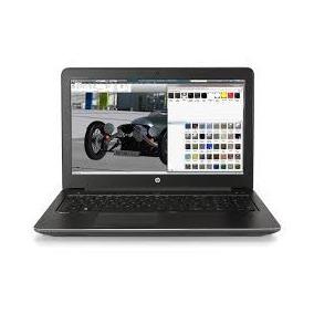 Nueva Laptop Hp Zbook 15 G4 15.6 Workstation Core I7 7th Gen