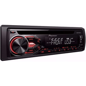 Stereo Pioneer Deh-x1950 Usb Cd Mp3 Am/fm Aux Remoto Evotech