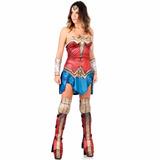 Fantasia Adulto Mulher Maravilha Filme Batman Vs Superman