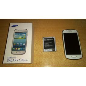 Samsung Galaxy S3 Mini, Modelo Gt-i8190 (muerte Subita)