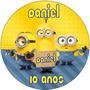 100 Adesivos Personalizados Para Latinhas 5x1