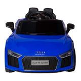 Kidscool Auto A Bateria Audi Spyder Azul